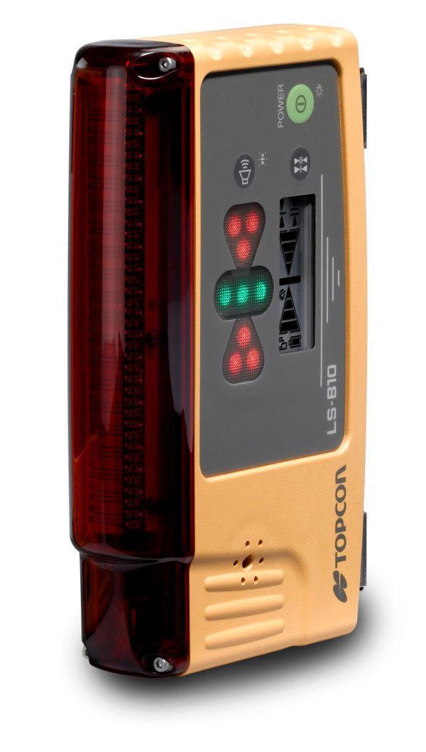 Topcon Ls B10 Machine Mount Laser Receiver 270 Degree