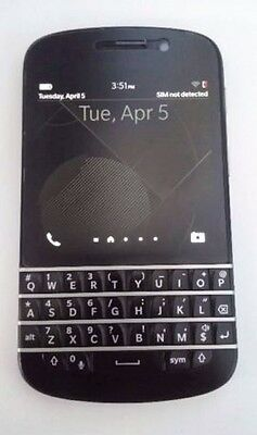 BlackBerry Q10 - 16GB - Black (Unlocked) + EXCELLENT + ON SALE !!!