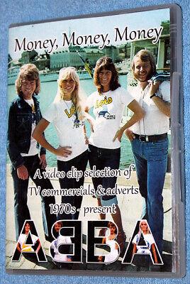 SALE! ABBA - 'Money, Money, Money' Collector's DVD - LAST FEW AVAILABLE!