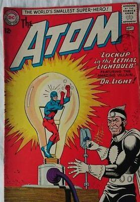 THE ATOM #8 (1963) - JUSTICE LEAGUE