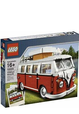 LEGO 10220 Creator Expert Volkswagen T1 Camper Van Advanced Model Building Set