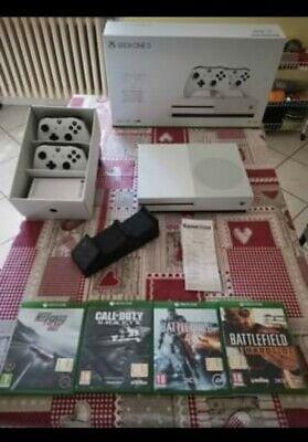 Xbox one s 1tb con 2 controller