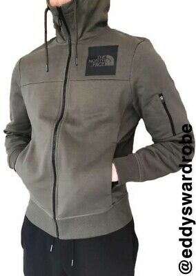 The North Face Hoodie Khaki Hoodie Top EXCLUSIVE S M L Limited, Only 100 in UK