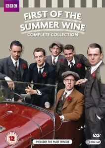 First-of-the-Summer-Wine-The-Complete-BBC-Series-1-amp-2-Box-Set-Collection-DVD