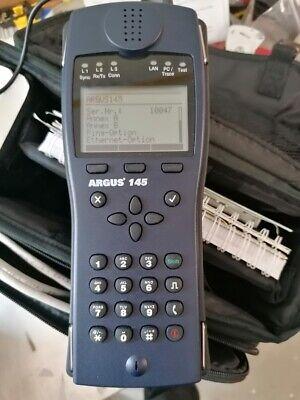 Intec ARGUS 145 Prüfhörer Prüftelefon DSL Tester