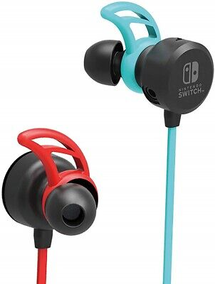 HORI GAMING EARBUDS PRO WITH MIC *DISTRESSED PKG