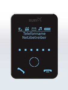 Bury CC9058 Freisprechanlage Set Bluetooth BMW 5er E39 E60 E61 ab 2001 teil