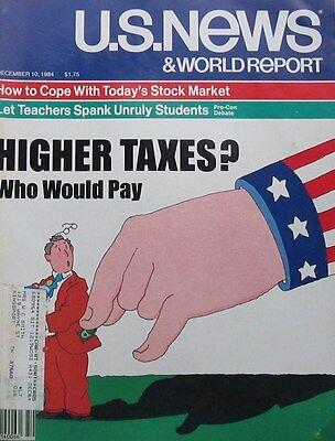 Us News   World Report Magazine December 10 1984