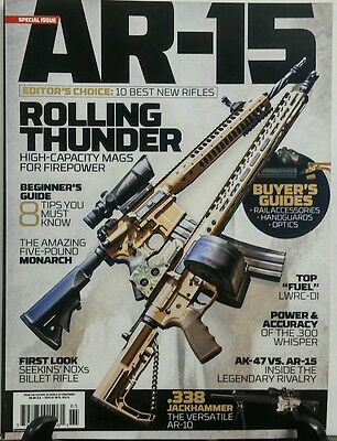 AR 15 Special Issue Rolling Thunder 10 Best New Rifles Ak 47 FREE SHIPPING