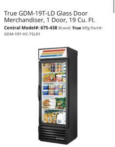 Réfrigérateur True GDM 19T F