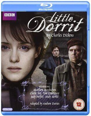 Little Dorrit (2008) BBC Blu-Ray BRAND NEW (Please Read Full Description)