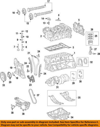 Details about MERCEDES OEM 14-15 CLA250 Engine Oil Pump-Control Valve  2781800415