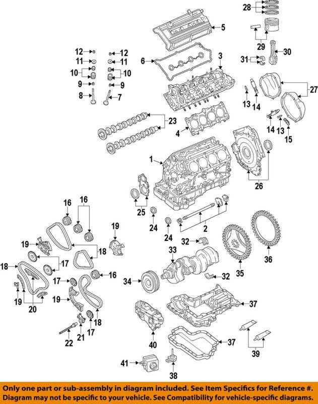 Audi Oem 07-08 A8 Quattro-engine Cylinder Head 079103902cx
