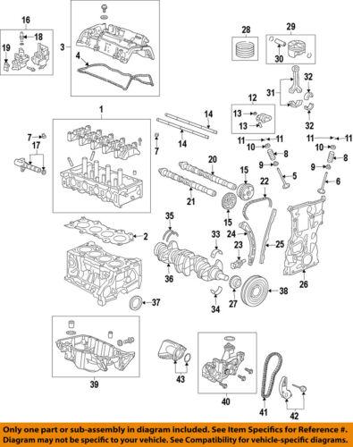 For 01-05 HONDA CIVIC DX 1.7L Cylinder Valve Cover Gaskets Lifetime Warranty