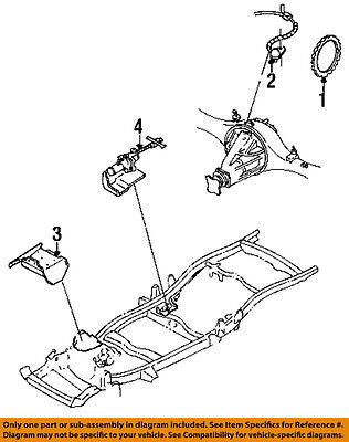 ISUZU OEM 94-97 Rodeo-ABS Pump & Motor Assy 8970805381