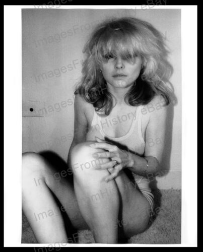 8x10 Print Debbie Harry Blondie Beautifully Crafted Gritty Image #DH9