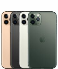 Apple iPhone 11 PRO - 256GB All Colors - GSM & CDMA Unlocked - Apple Warranty