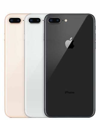 Apple iPhone 8 Plus GSM Unlocked Red Space Gray Silver Gold T-Mobile AT&T New