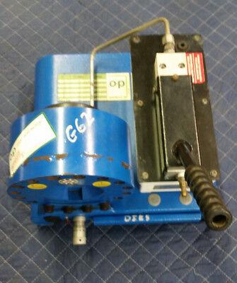 Op Tubomatic H47pi - Hydraulic Hose Crimp Machine With Dies Pneumatic
