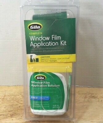 Gila - Window Film Application Kit - RTK500 - Sealed Retail Package Internal Retail Kit