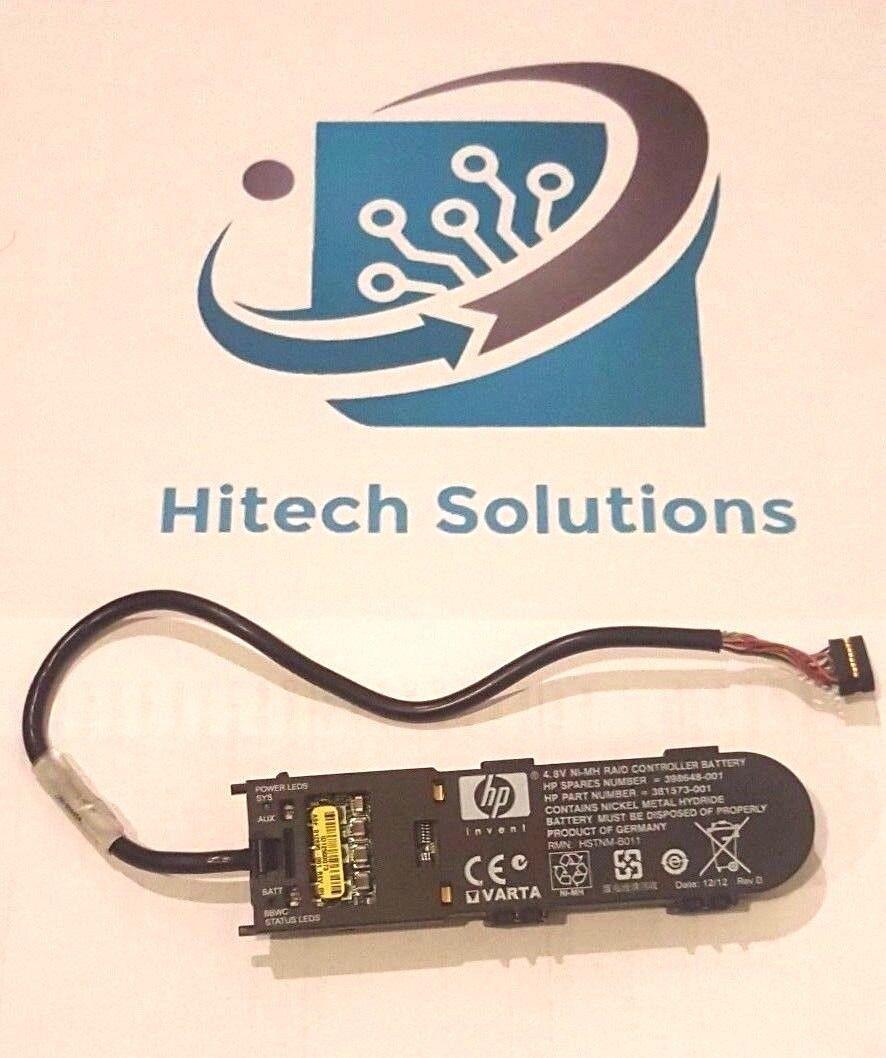 HP 462969-B21 462976-001 460499-001 mah P series battery