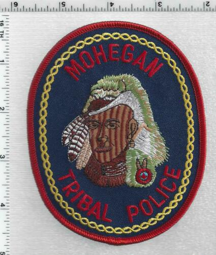 Mohegant Tribal Police (Connecticut) 1st Issue Shoulder Patch