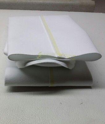 Jet Mill Dust Collectorfilter Bag 6 12x 57 Long New 32 Pcs