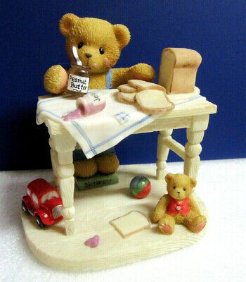 Cherished Teddies YOU'RE THE BEST THING SINCE SLICED BREAD Fred