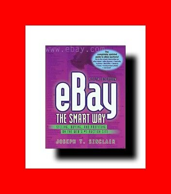 BOOK:HOW TO RUN EBAY BUSINESS SMART WAY-STORE+SALES SELLING TECHNIQUES%INVENTORY