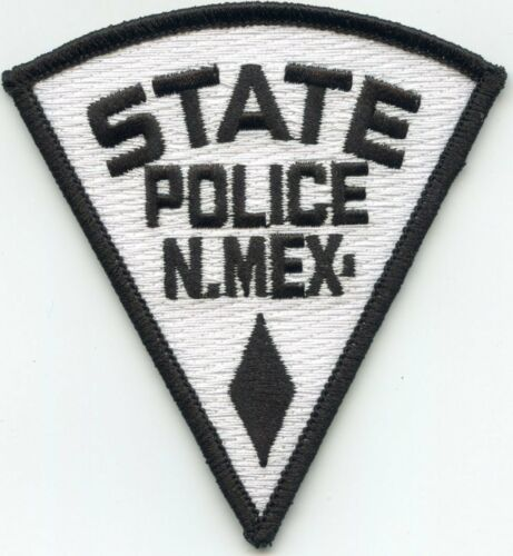 NEW MEXICO NM STATE POLICE Highway Patrol SMALL POLICE PATCH