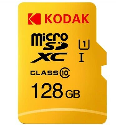 Micro SD card Kodak 128 gb class 10 high quality Best