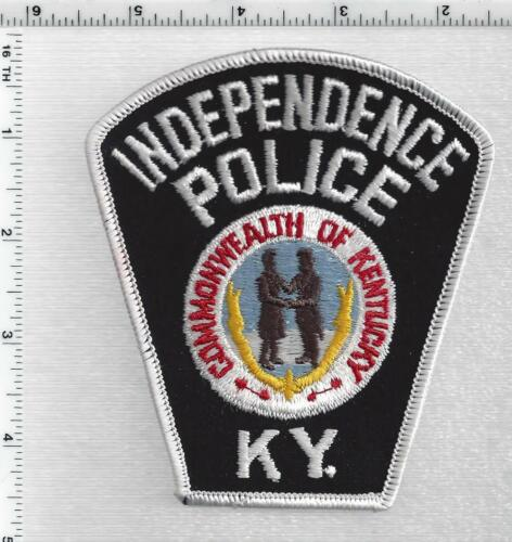 Independence Police (Kentucky) 1st Issue Shoulder Patch