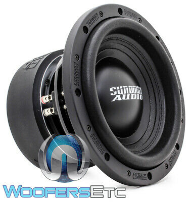 RE Audio 12 2000W RMS Dual 4-Ohm XXX Series Subwoofer XXX12V2D4