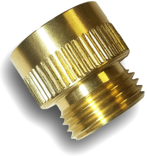 SpigotMaster Vacuum Breaker Adapter~ Anit-Siphon Spigot 2 Normal Garden Hose Bib