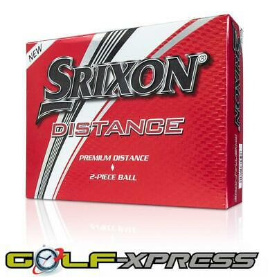 New 2019 / 20 - Srixon - Distance 2 Piece Golf Balls