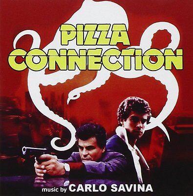Carlo Savina: Pizza Connection, Columna sonora / K.O.t.s.t CD, usado segunda mano  Embacar hacia Spain