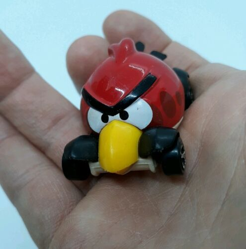 2012 Hot Wheels New Models Angry Birds Red Bird Rovio Entertainment - $2.70