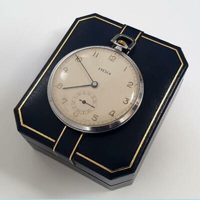 Antico orologio da taschino ERESCO swiss made