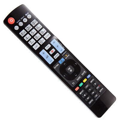 Ersatz Fernbedienung passend für LG AKB73615303 für alle LG 3D Smart TV