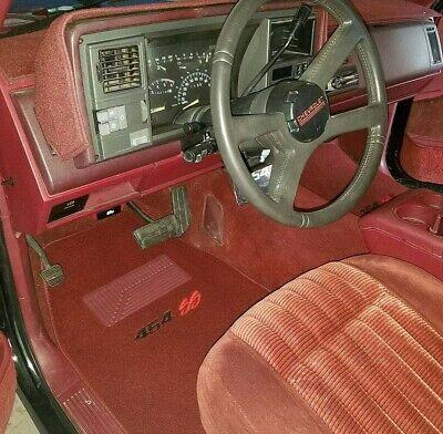 1990 1991 Chevy 454 SS truck floor mats