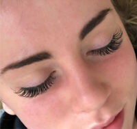 Eyelash extensions full set 65$!