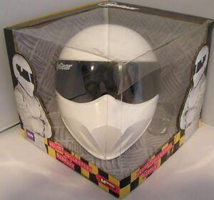 Top Gear STIG Helmet Gift Collectors Item & Display For 1:64 Scale Model Car New