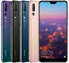 Huawei P20 Pro 128GB CLT-L29 Dual Sim (FACTORY UNLOCKED) Black, Blue, Twilight