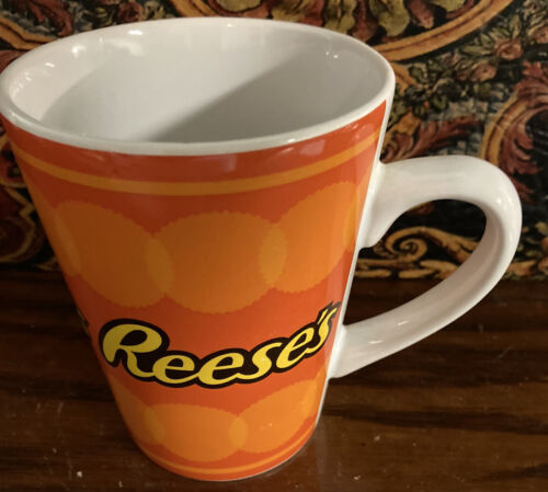 Reeses Ceramic Coffee Mugs By Galerie As Pictured  - $13.99