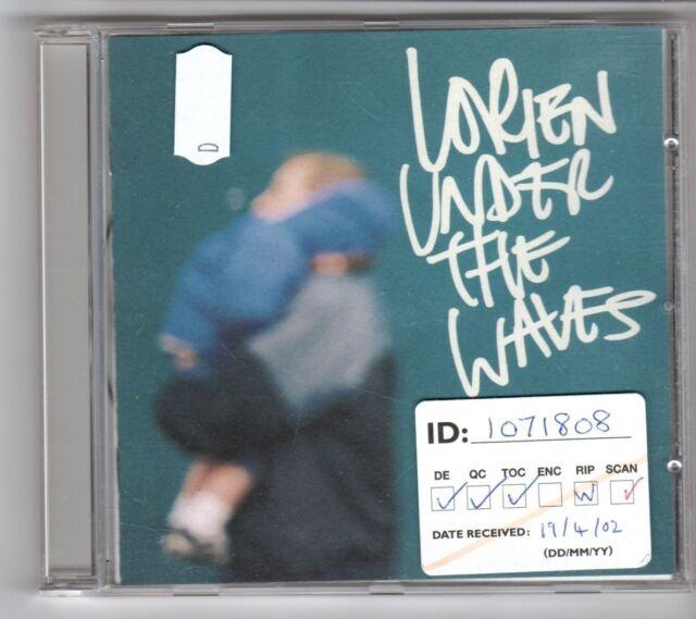 (GL989) Lorien, Under The Waves - 2002 CD