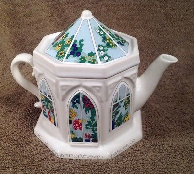 "Wade English Life ""A Conservatory"" Teapot, Beautiful Design & In Mint Condition! for sale  Pittsburgh"