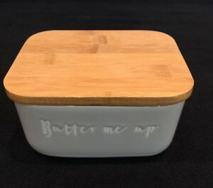 New Symphony Homemade Butter Dish With Lid-butter Me Up