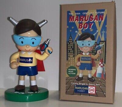 Marusan Boy Sofubi Soft Vinyl Figure San Toys Club Japan Hobby Retro