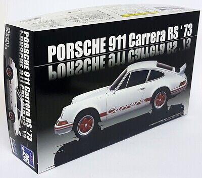 Fujimi 1/24 Scale Porsche 911 Carrera RS 2.7 73 Build Yourself Plastic Model Kit