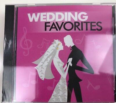 Wedding Favorites (The Ultimate Reception CD), (Wedding Favorites)
